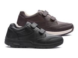 Adaptív férfi őszi cipő Walkmaxx